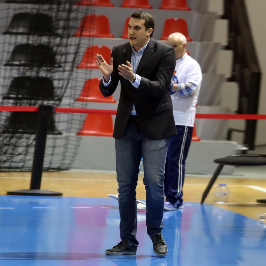 Мирковски нов тренер на КК Академија ФМП