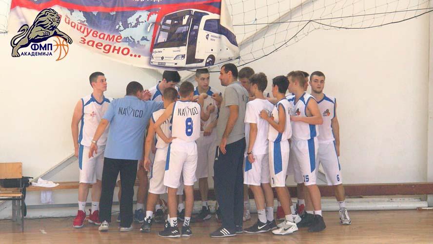 Видео: КК Академија ФМП - КК Петровски Баскет 86-70