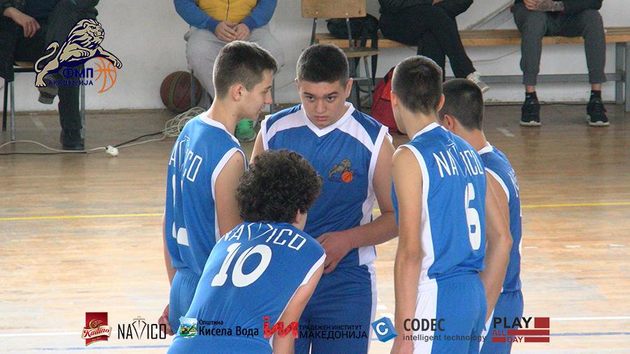 Галерија: КК Академија ФМП - КК Вибас Баскет 85-51