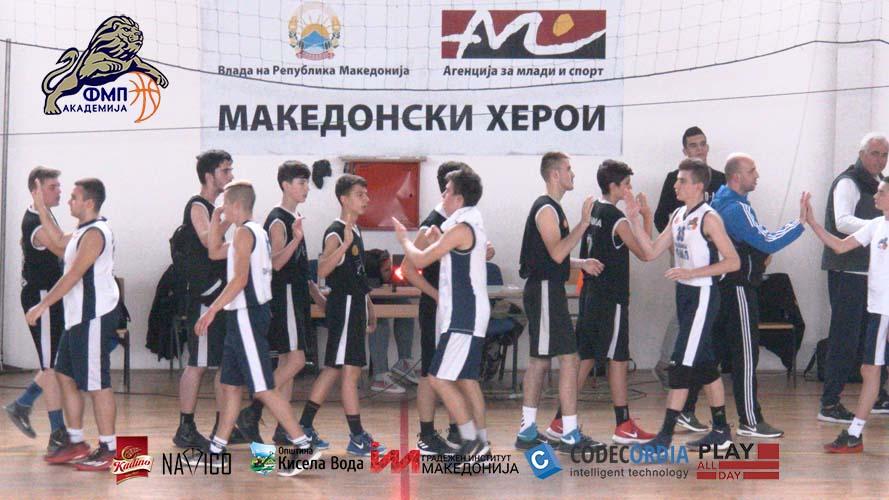 Видео: КК Академија ФМП - КК Ринија 109-66