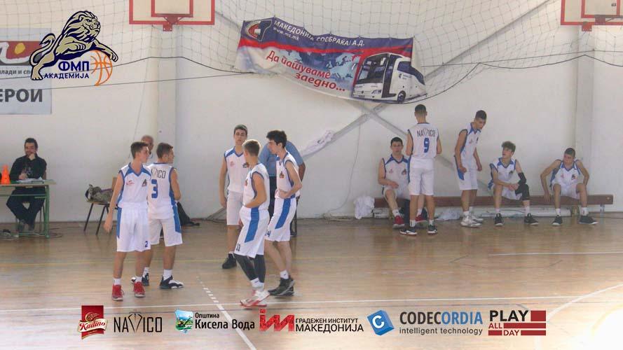 Галерија: КК Академија ФМП 2 – КК Петровски Баскет 86-70