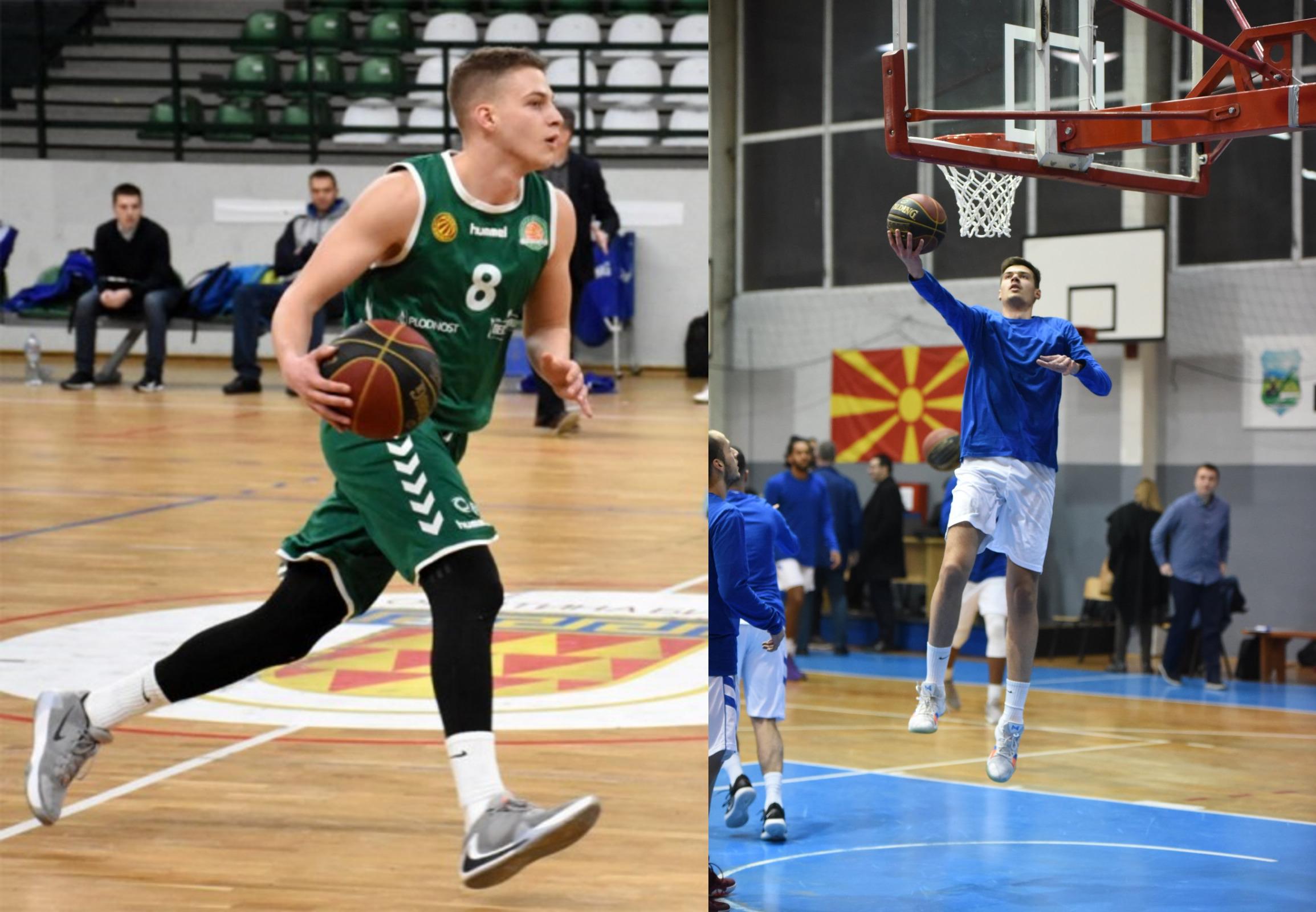 Обедниковски нов играч, продолжува и Анастасовски