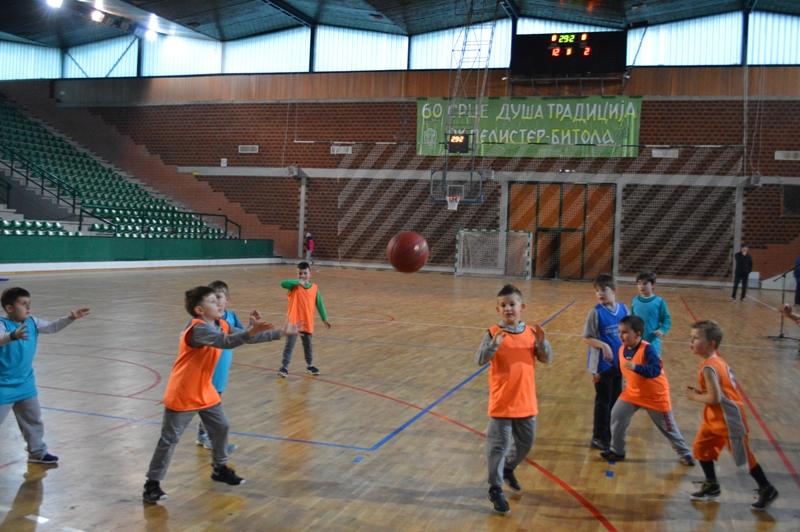 "Успешно заврши осмиот Меѓународен Велигденски кошаркарски турнир ""Битола 2018"""