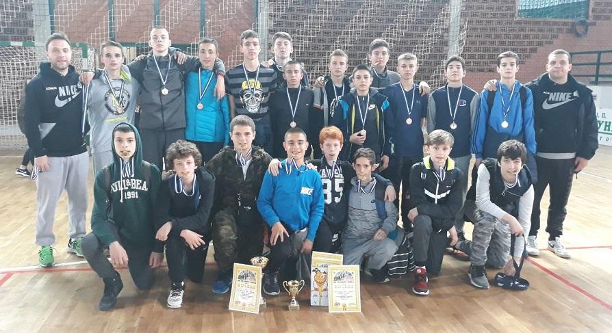 ФМП Академија од Кисела Вода освои два пехари во Битола